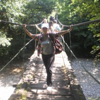 Один день на Догуапских водопадах :: ТАТЬЯНА
