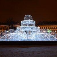 Новогодний фонтан :: Наталья Левина