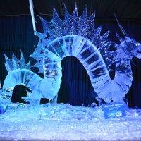 Фестиваль ледовых скульптур :: Лариса Лунёва