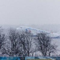 Снежный взлет :: Валерий Смирнов