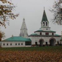 Коломенская осень :: Валерий Скобкарёв