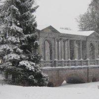 Мраморный мост (Палладиев). 1776 год. :: Маера Урусова