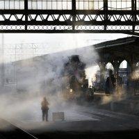 В дыму :: Максим Ноздрачев