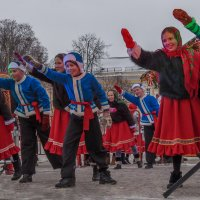 Ансамбль танца :: Сергей Цветков