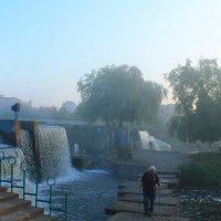 туман :: Aleksandr Kaziniets