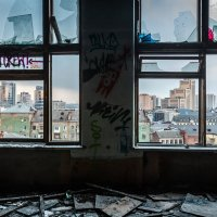 Окна :: Artem Zelenyuk