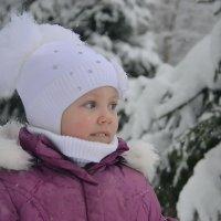 Дочурка :: Алексей Цветков
