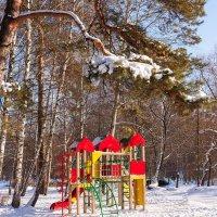 Детская площадка :: shabof