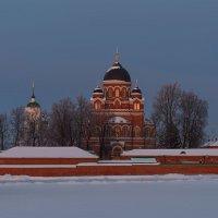 Спасо-Бородинский женский монастырь :: Екатерина дегтярева