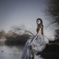 Невеста в платье голубом... :: Маргарита