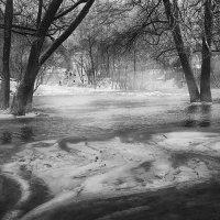 Зимняя река :: Сергей Ефименко