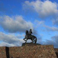 Памятник Елизавете Петровне :: Марина Домосилецкая