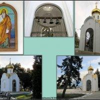 Часовня во имя пророка Осии в Анапе :: Нина Бутко