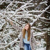 Зима :: Нина Рубан