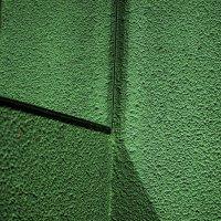 Зеленые углы :: Людмила Синицына