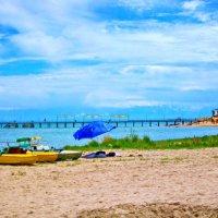 Пляж для двоих :: santamoroz