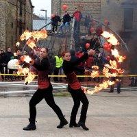 Танцы с огнём :: Александр Михайлов