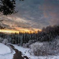 Морозное утро :: Егор Егоров