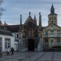 Храм святого Серватия, Маастрихт, Голландия :: Witalij Loewin