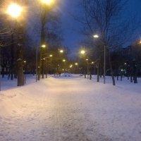 ул.Усачева , г.Москва :: Павел Михалев