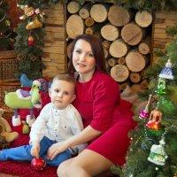 мамочка, сыночек... )) праздник :: Райская птица Бородина