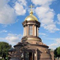Православная часовня Святой Троицы :: Вера Щукина
