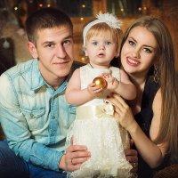 Семья :: Оксана Зволинская