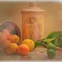Апельсины и лимоны. :: Оля Богданович