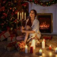 Девушка со свечами :: Андрей Володин