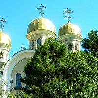 Свято - Никольский Собор в Кисловодске :: татьяна