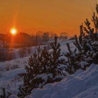 Закат. :: Альмира Юсупова
