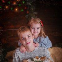 Братик и сестрёнка! :: Ольга Егорова