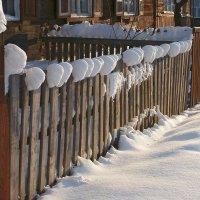 Снежные головы :: Сергей Тарабара