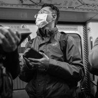 Flu season in Hong Kong :: Sofia Rakitskaia
