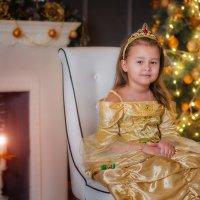 Золотая принцесса :: Ольга Егорова