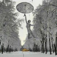 Зимний полет! :: ВАСИЛИЙ ГРИГОРЬЕВИЧ К.
