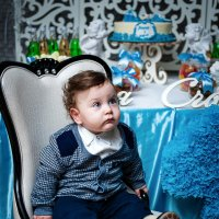 малыш МАРК :: Батик Табуев
