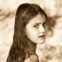 Пляжный портрет :: Лариса Журавлева