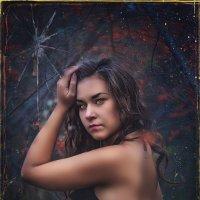 Портрет в облепихе :: Дмитрий Головин