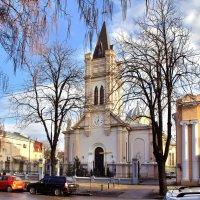 Римско-Католический Костёл Успения Пресвятой Богородицы Девы Марии в Одессе :: Денис Кораблёв
