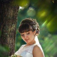 Скромная невеста :: Елена Оберник