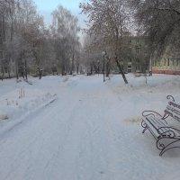 Зима в провинции :: Владимир Звягин