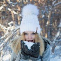 Snow :: Антон Криухов
