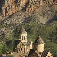Монастырь Нораванк, Армения :: Vahe Dilanchyan