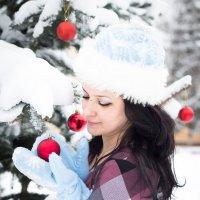 почти снегурочка :: Екатерина
