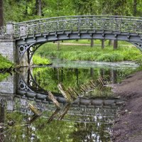 Старенький мостик :: Константин