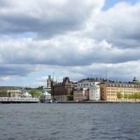 Стокгольм. Вид на Рыцарский остров :: Елена Павлова (Смолова)