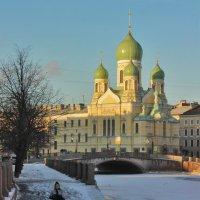 Прогулка по петербургской Коломне :: Вера Моисеева