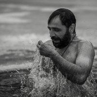 Крещенское купание :: Вадим