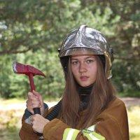 Пожарный :: Иван Бобков